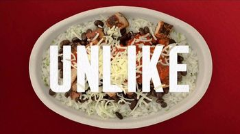 Chipotle Mexican Grill Burrito Bowl TV Spot, 'Nothing to Hide' - Thumbnail 4