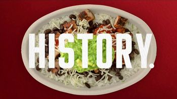 Chipotle Mexican Grill Burrito Bowl TV Spot, 'Nothing to Hide'