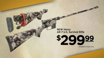 Bass Pro Shops Go Outdoors Event and Sale TV Spot, 'Ammo and Rifle' - Thumbnail 5