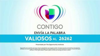 Univision Contigo TV Spot, ''Con mi niña' con Ana Patricia Gámez [Spanish] - Thumbnail 6