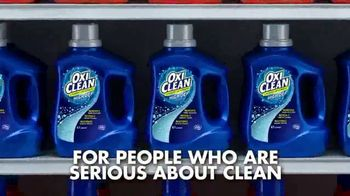 OxiClean Laundry Detergent TV Spot, 'Get Whiter, Brighter Clothes' - Thumbnail 8