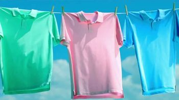 OxiClean Laundry Detergent TV Spot, 'Get Whiter, Brighter Clothes' - Thumbnail 4