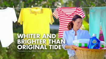 OxiClean Laundry Detergent TV Spot, 'Get Whiter, Brighter Clothes' - Thumbnail 6