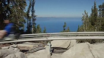 Tahoe South TV Spot, 'Something in the Water: Mountain Coaster' - Thumbnail 3