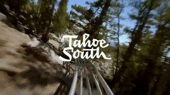 Tahoe South TV Spot, 'Something in the Water: Mountain Coaster' - Thumbnail 6