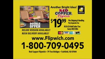 Red Copper Flipwich TV Spot, 'Wake Them Up' - Thumbnail 9