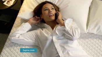 Leesa Sapira TV Spot, 'Luxurious Sleep Experience' - Thumbnail 8