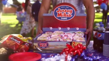 Jersey Mike's TV Spot, 'Summer Catering' - Thumbnail 6