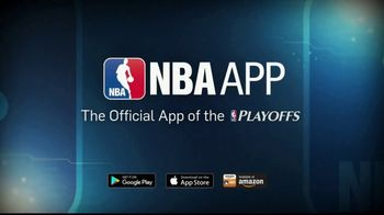 NBA App TV Spot, 'One Play: Soaring Over the Defense' Featuring John Wall - Thumbnail 8