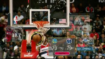 NBA App TV Spot, 'One Play: Soaring Over the Defense' Featuring John Wall - Thumbnail 5