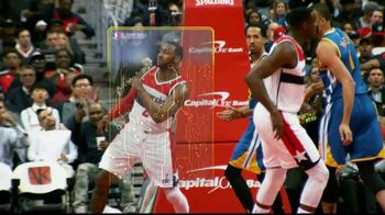 NBA App TV Spot, 'One Play: Soaring Over the Defense' Featuring John Wall - Thumbnail 6
