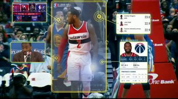 NBA App TV Spot, 'One Play: Soaring Over the Defense' Featuring John Wall - Thumbnail 7