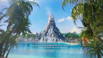 Volcano Bay TV Spot, 'Universo: Disfruta' [Spanish] - 23 commercial airings