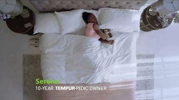 Tempur-Pedic Memorial Day Savings Event TV Spot, 'Pressure' - Thumbnail 4