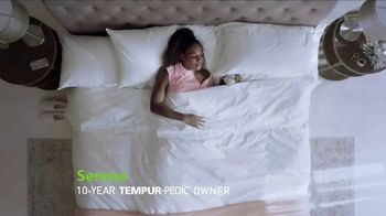 Tempur-Pedic Memorial Day Savings Event TV Spot, 'Pressure' - Thumbnail 5
