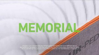 Tempur-Pedic Memorial Day Savings Event TV Spot, 'Pressure' - Thumbnail 8