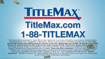 TitleMax TV Spot, 'Did You Know?' - Thumbnail 7