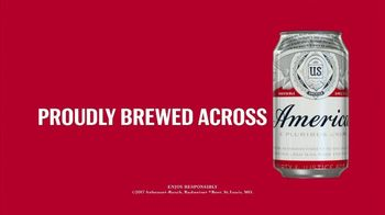 Budweiser TV Spot, 'Across America' Song by Goodbye June - Thumbnail 9