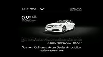 Acura Memorial Day TV Spot, 'Lineup' [T2] - Thumbnail 7