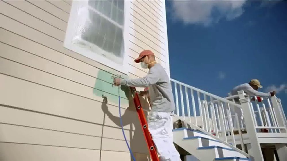 The Home Depot Memorial Day Savings TV Commercial, 'Paint Projects'