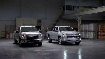 Chevrolet Bonus Tag Event TV Spot, '2017 Silverado 1500: Truck Bed' [T2] - Thumbnail 3
