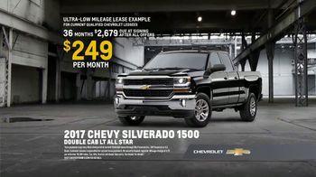 Chevrolet Bonus Tag Event TV Spot, '2017 Silverado 1500: Truck Bed' [T2] - Thumbnail 6