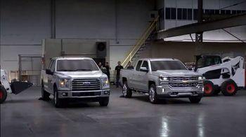 Chevrolet Bonus Tag Event TV Spot, '2017 Silverado 1500: Truck Bed' [T2] - 1440 commercial airings