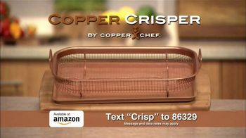 Copper Crisper TV Spot, 'Crab Cakes Demo' - Thumbnail 9