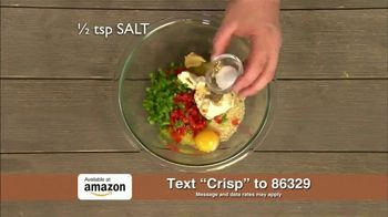Copper Crisper TV Spot, 'Crab Cakes Demo' - Thumbnail 4