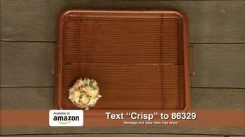 Copper Crisper TV Spot, 'Crab Cakes Demo' - Thumbnail 6