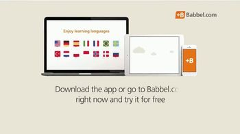 Babbel TV Spot, 'Top Selling Language Learning App' - Thumbnail 9