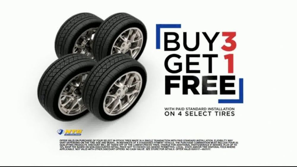 National Tire Battery Tv Commercial Free Tire With Installation