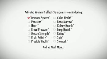 Purity Products Advanced D TV Spot, 'Vitamin D Deficiency' - Thumbnail 5