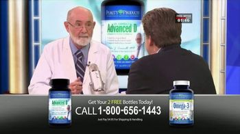 Purity Products Advanced D TV Spot, 'Vitamin D Deficiency' - Thumbnail 7