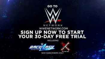WWE Network TV Spot, '2017 Backlash' - Thumbnail 10