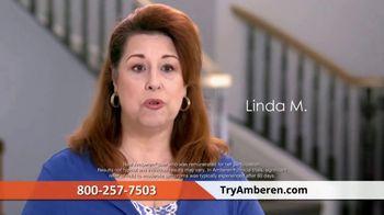 Amberen TV Spot, 'Put Balance Back in Your Life'