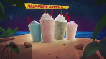 Sonic Drive-In TV Spot, 'National Geographic: Earth Tilts' - Thumbnail 6