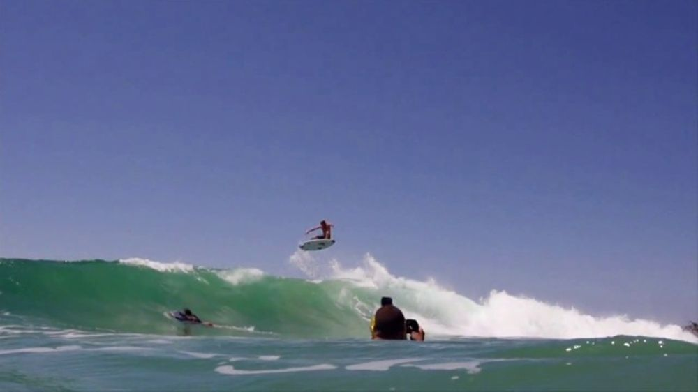 Rip Curl Tv Commercial Waves Feat Mick Fanning Song