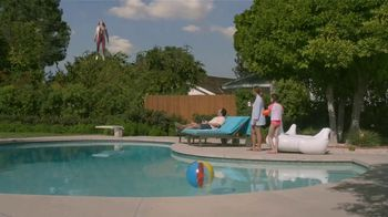 Diet Dr Pepper TV Spot, 'Lil' Sweet: Pool Toy' Featuring Justin Guarini - Thumbnail 9