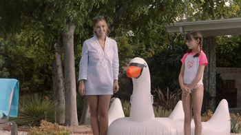 Diet Dr Pepper TV Spot, 'Lil' Sweet: Pool Toy' Featuring Justin Guarini - Thumbnail 2
