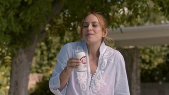 Diet Dr Pepper TV Spot, 'Lil' Sweet: Pool Toy' Featuring Justin Guarini - Thumbnail 5