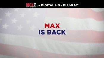 Max 2: White House Hero Home Entertainment TV Spot - Thumbnail 3