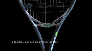 Tennis Warehouse TV Spot, 'Head MXG 3 and MXG 5' - Thumbnail 4