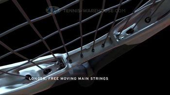 Tennis Warehouse TV Spot, 'Head MXG 3 and MXG 5' - Thumbnail 6