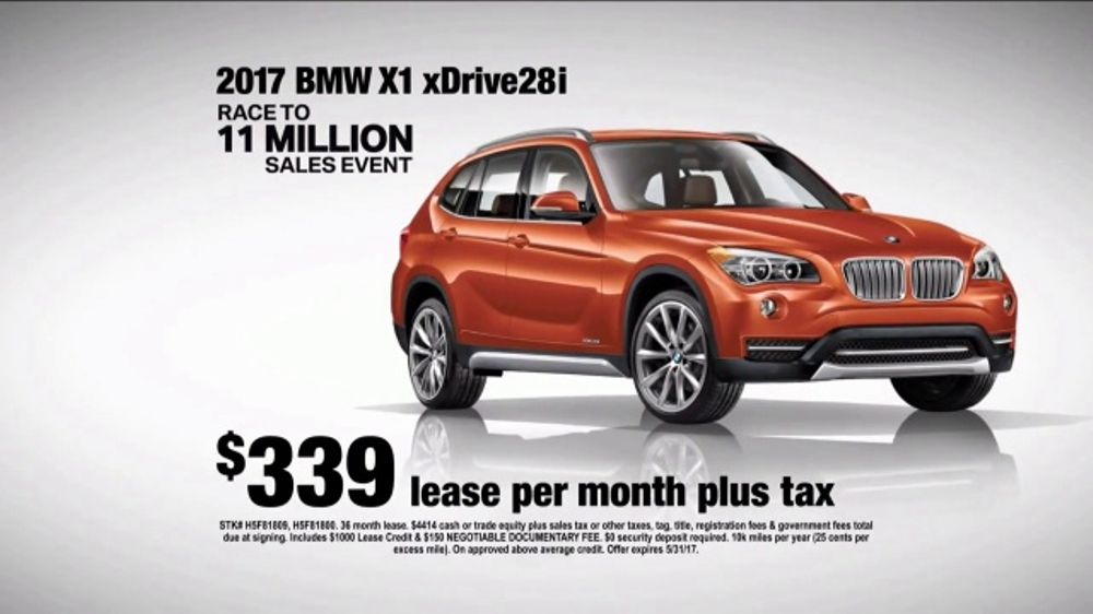 Bmw Race To 11 Million Sales Event Tv Commercial Special Delivery T1 Ispot Tv