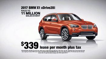 BMW Race to 11 Million Sales Event TV Spot, 'Special Delivery' [T2] - Thumbnail 8