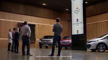 Chevrolet Bonus Tag Event TV Spot, 'Most Awarded: 2017 Cruze' [T2] - Thumbnail 3