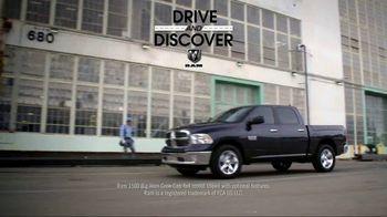 Ram Trucks Memorial Day Sales Event TV Spot, '2017 Ram 1500 Quad Cab' [T2] - Thumbnail 1