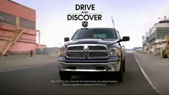 Ram Trucks Memorial Day Sales Event TV Spot, '2017 Ram 1500 Quad Cab' [T2] - Thumbnail 2