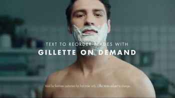 Gillette on Demand TV Spot, 'The Easiest Way to Order Gillette Blades' - Thumbnail 9